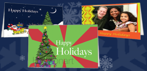 Show that you care, send holiday greetings of joy!